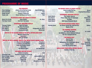 Beat Retreat 2014 DVD Programme of Music