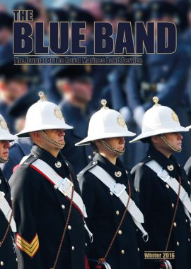 Blue Band Winter 2016 	UK inc p&p £5.33 GBP 	Europe inc p&p £9.00 GBP 	Rest of World inc p&p £11.33 GBP