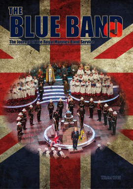 Blue Band Winter 2015 	UK inc p&p £5.33 GBP 	Europe inc p&p £9.00 GBP 	Rest of World inc p&p £11.33 GBP