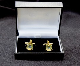Royal Marines Cuff Links