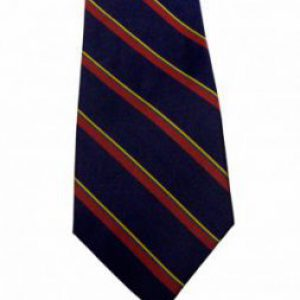 Royal Marines Silk Corps Tie