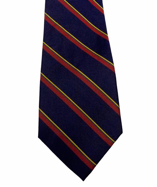 Royal Marines Silk Corps Tie