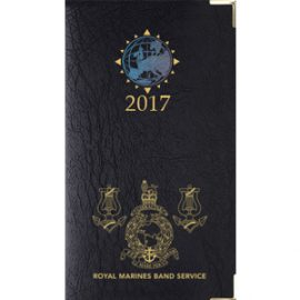2017 Royal Marines Band Service Diary