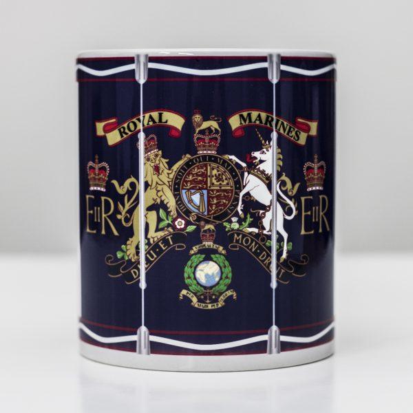Royal Marines Drum Mug