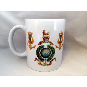 Royal Marines Band Service Mug