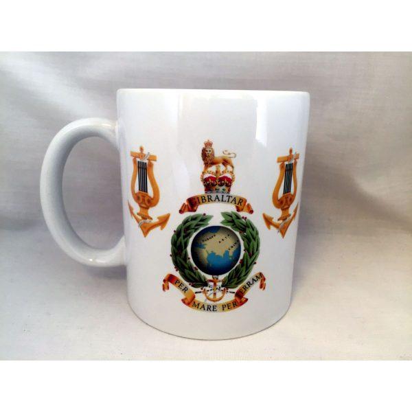 Royal Marines Band Service Mug