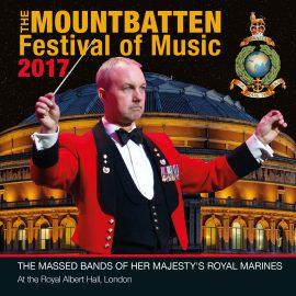 The Mountbatten Festival of Music 2017 CD
