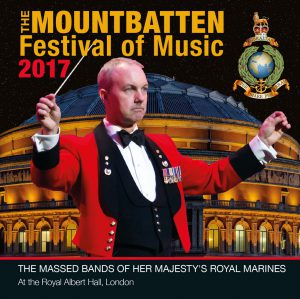 The Mountbatten Festival of Music 2017 CD