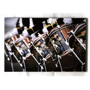 Royal Marines Corps of Drums Fridge Magnet