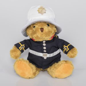 Royal Marines 'Bandy Bear'