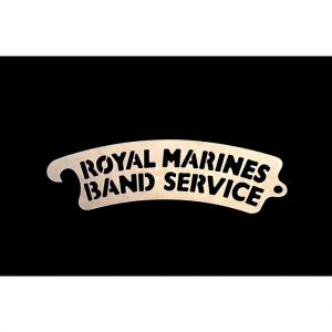 Royal Marines Band Service Bottle Opener and Key Ring. 2mm Stainless Steel.