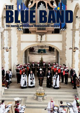 Blue Band Winter 2017 	UK inc p&p £5.33 GBP 	Europe inc p&p £9.00 GBP 	Rest of World inc p&p £11.33 GBP