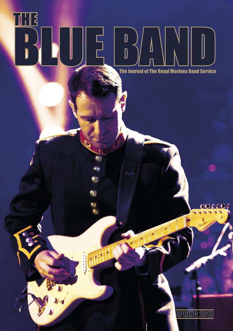 Blue Band Magazine Spring 2018