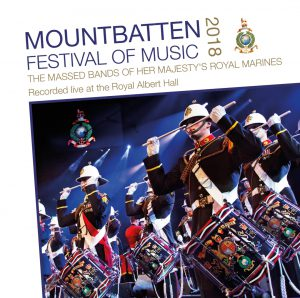 Mountbatten Festival of Music 2018 CD