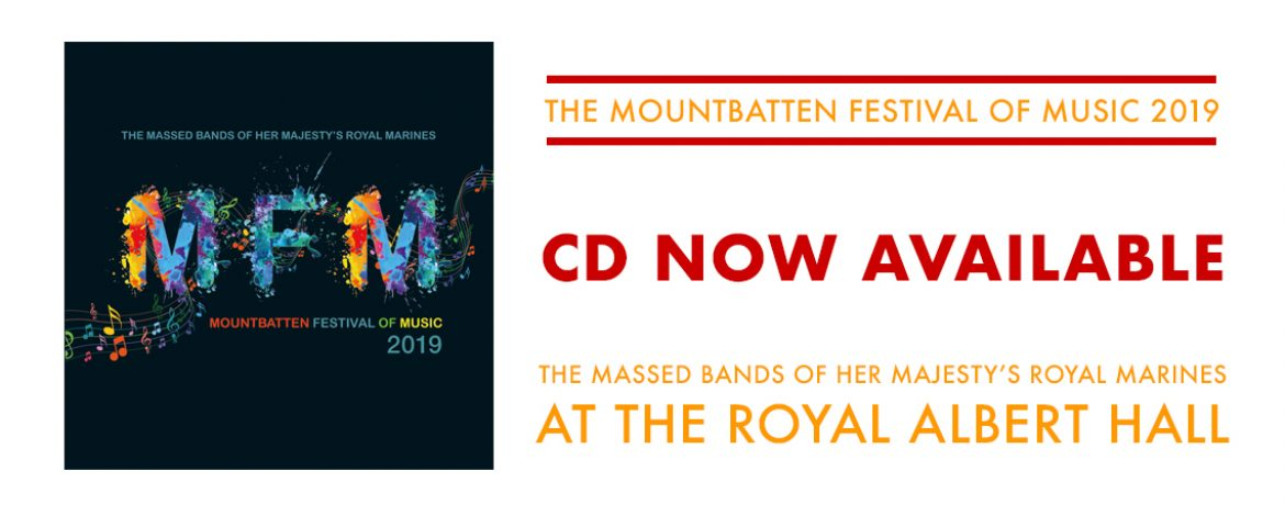 Mountbatten Festival of Music 2019 CD