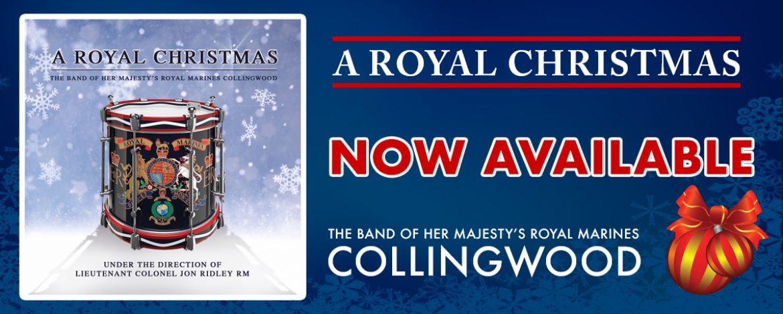 A Royal Christmas CD