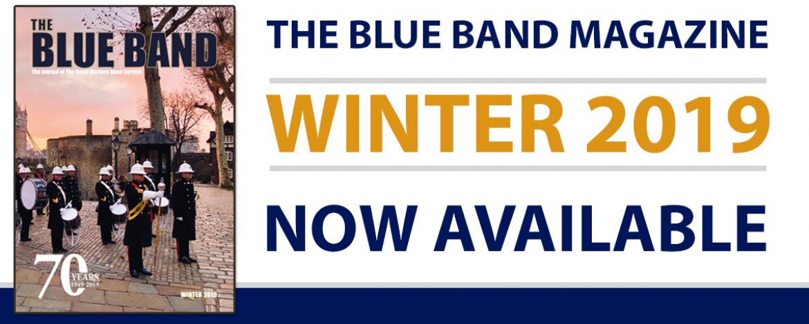 Blue Band Winter 2019