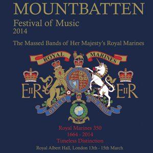 Mountbatten Festival of Music 2014 CD