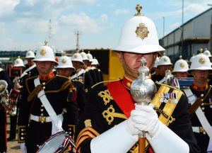 Looking for a Career in The Royal Marines Band Service?