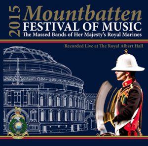 Mountbatten Festival of Music 2015 CD
