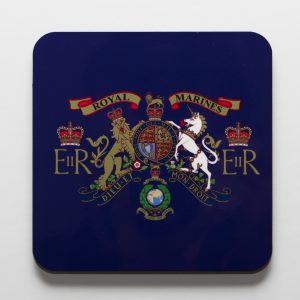 Drum Emblazonment Coaster