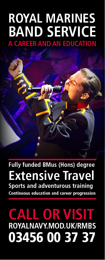 Royal Marines Band Service Careers