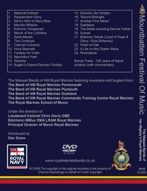 The Mountbatten Festival of Music 2009 DVD