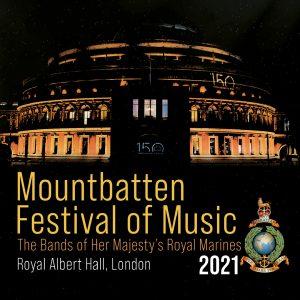 The Mountbatten Festival of Music 2021 CD